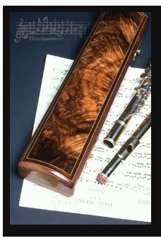 Fine flute cases